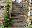 CODE 4: Staircase from irregular Karystou stones