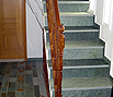 CODE 3: Staircase from natural Karystou stone