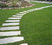 CODE 11: Natural garden steps, squared, 100 x 50 cm, 3-4 cm thick